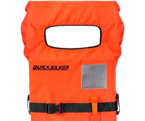 Quicksilver redningsvest